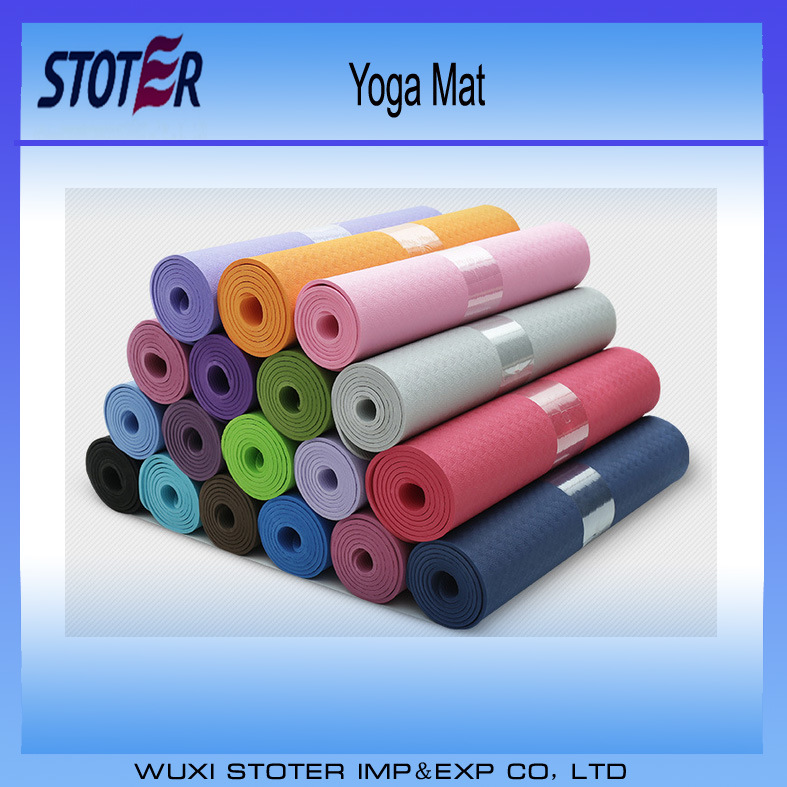 Best Quality Water Inflatable Floating Yoga Mat