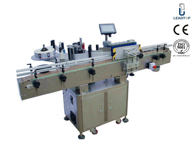 Full Automatic Double Sides Label Sticker Machine
