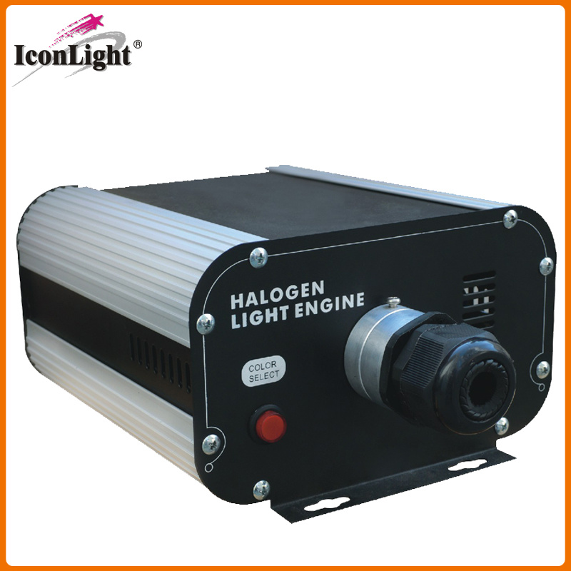 DMX Light Engine for Fiber Optic Curtain Light (ICON-H100)