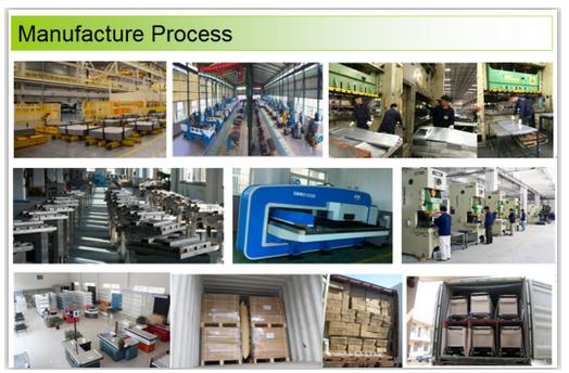 Multi-Level Adjustable Storage Boltless Rack