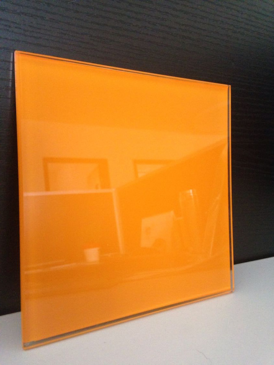 Decorative Panels Toughened Glass with En12150 Asnzs2208 BS62061981