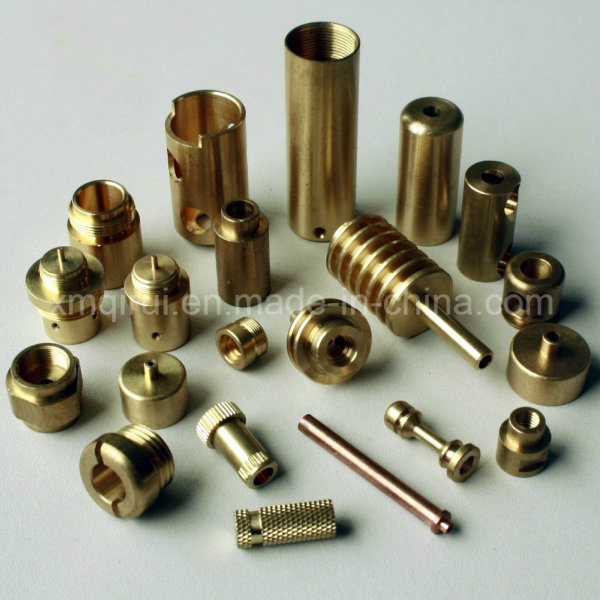 Brass Screw Axle Sleeve Nuts Peculiar Swiss Machining Parts