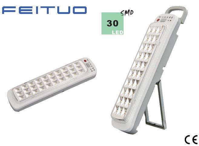 Emergency Light, LED Emergency Lamp, Rechargeable Light, 918s