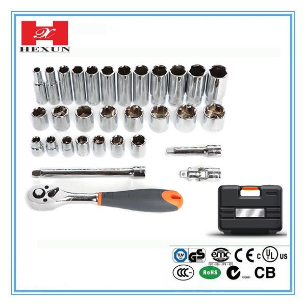 China 78PCS New Socket Wrench