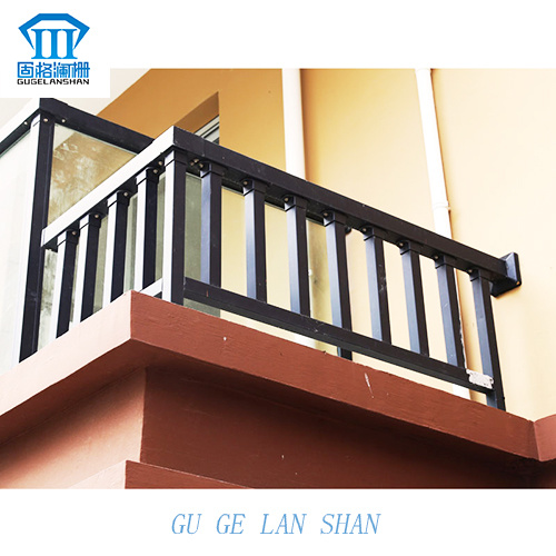 High Quality Zinc Steel Air-Conditioner Fence 001