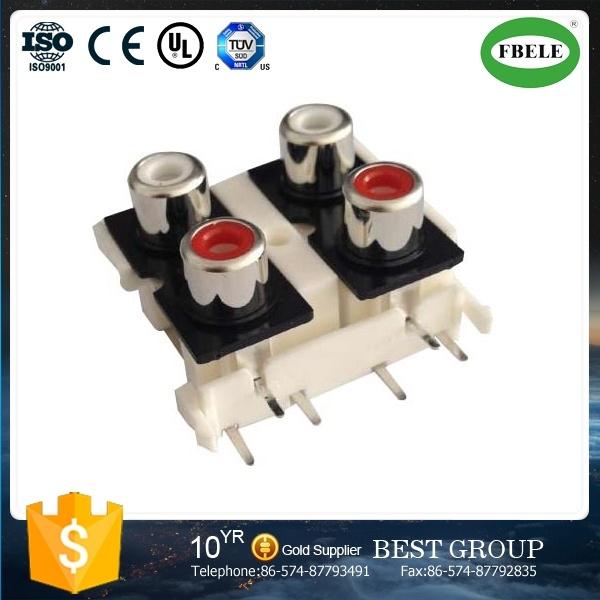 RoHS with The Core Lotus AV Socket