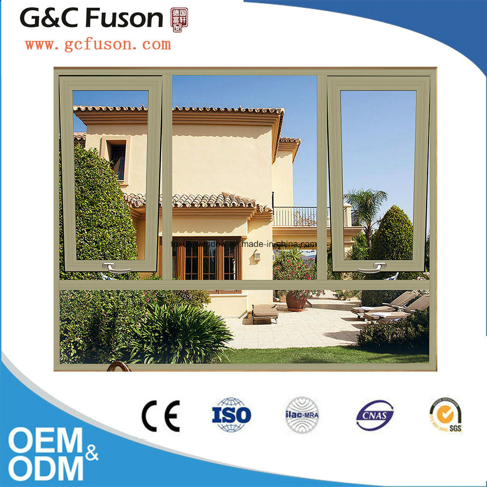 Aluminum Profile Casement Windows Contain Aluminum Window Frame Parts