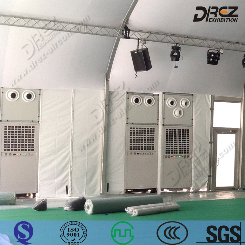 12 Ton Air-Cooled Package Tent Air Conditioning for Expo Event Hall