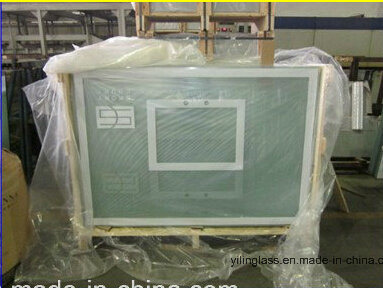 Tempered Backboard Glass for Basketball Board
