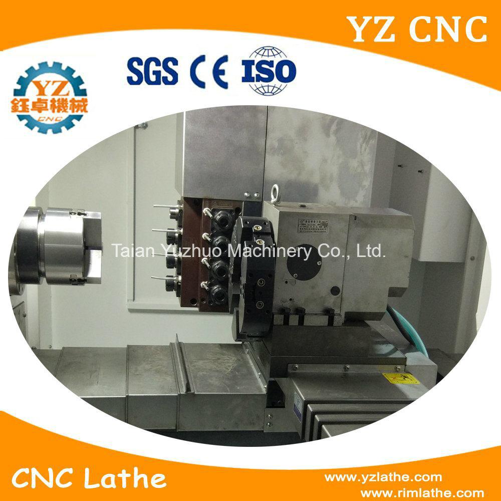 Tck32 CNC Threading Lathe Milling Machin...