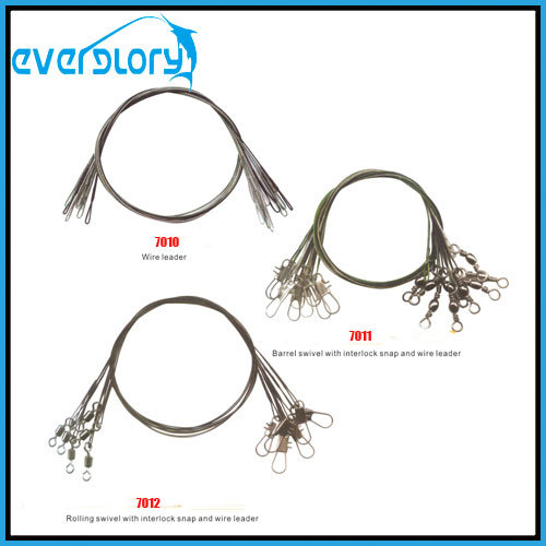 Stainless Steel Wire Leader Fishing Tackle