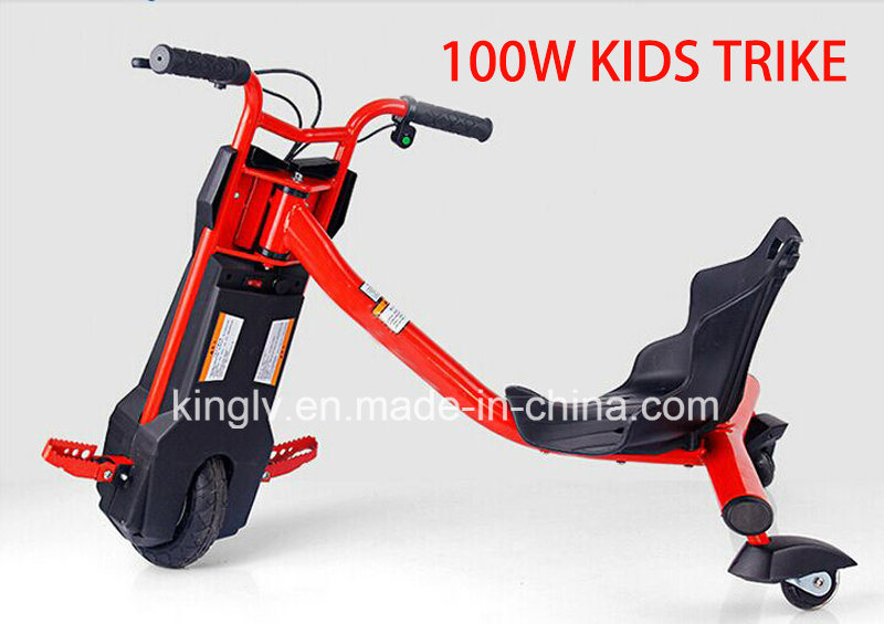 Factory Whole Kids Electric Sliding Bike Crazy Cart
