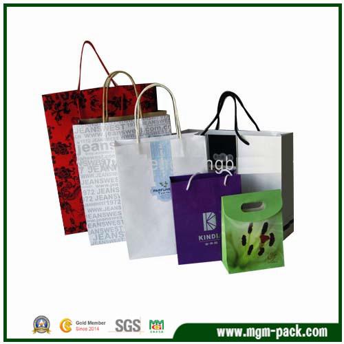 Custom High Quality OEM Paper Gift Bag