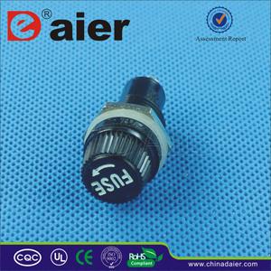 High Quality PCB Mount 5X20mm Fuse Holder (BLX-4)