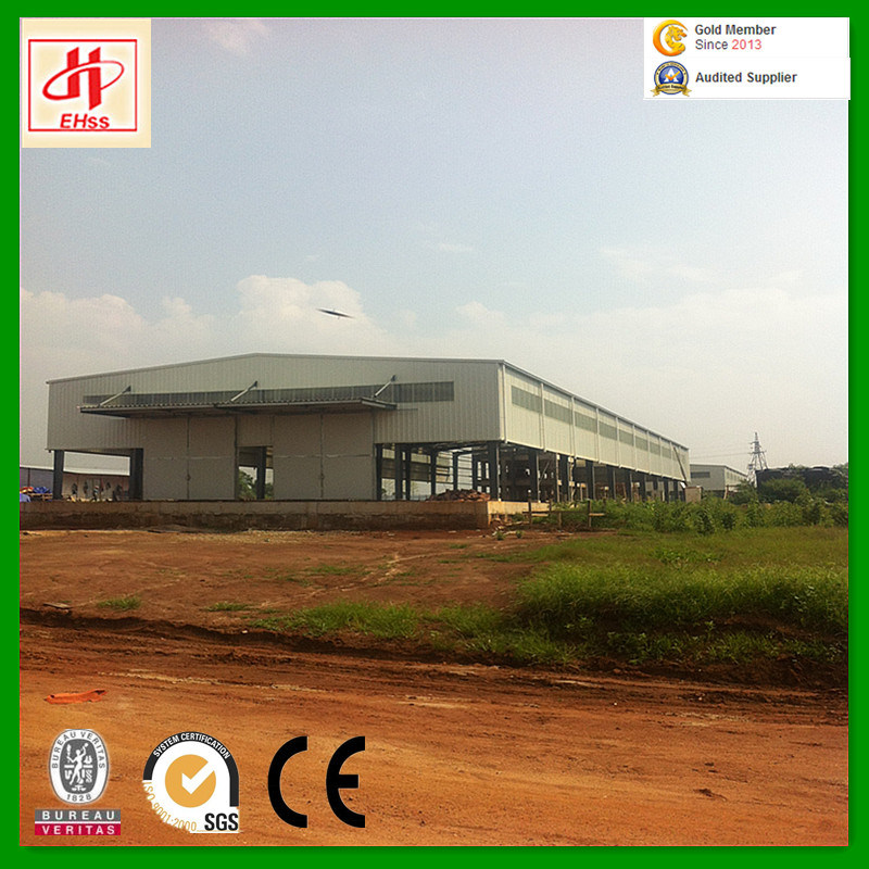 Prefab Warehouse and Office Building Workshop