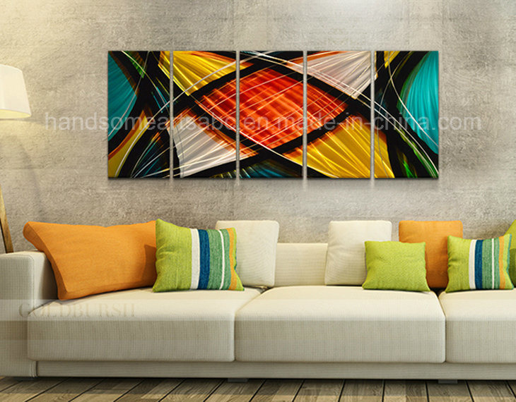 Colorful Abstract Picture / Painting / Arts for Decoration (CHB6015068)