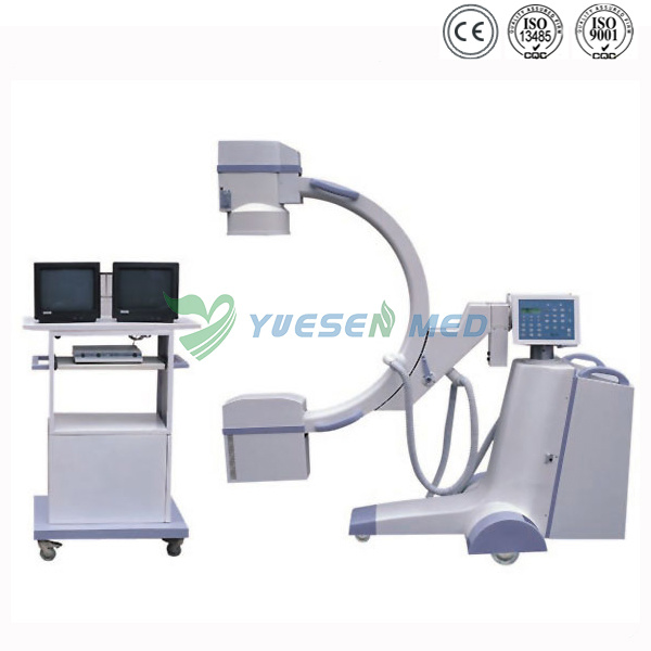 Mobile Medical Hospital C-Arm X-ray Equipment