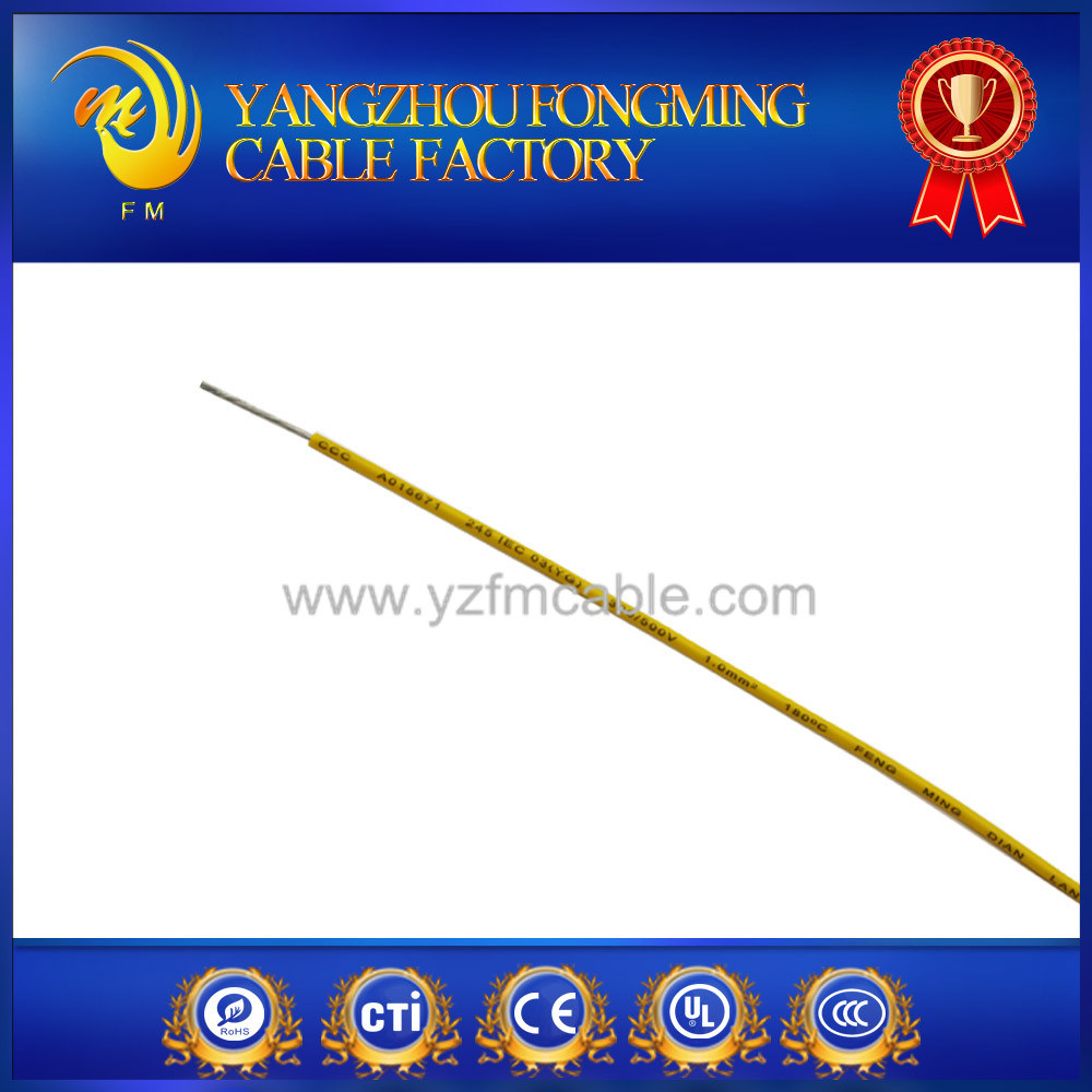 200c 600V UL3135 Flexible Silicone Rubber Insulated Agr Wire