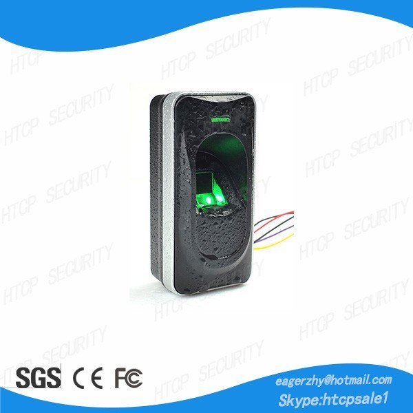 IP65 RS485 ID Card Reader Outdoor Fingerprint Reader
