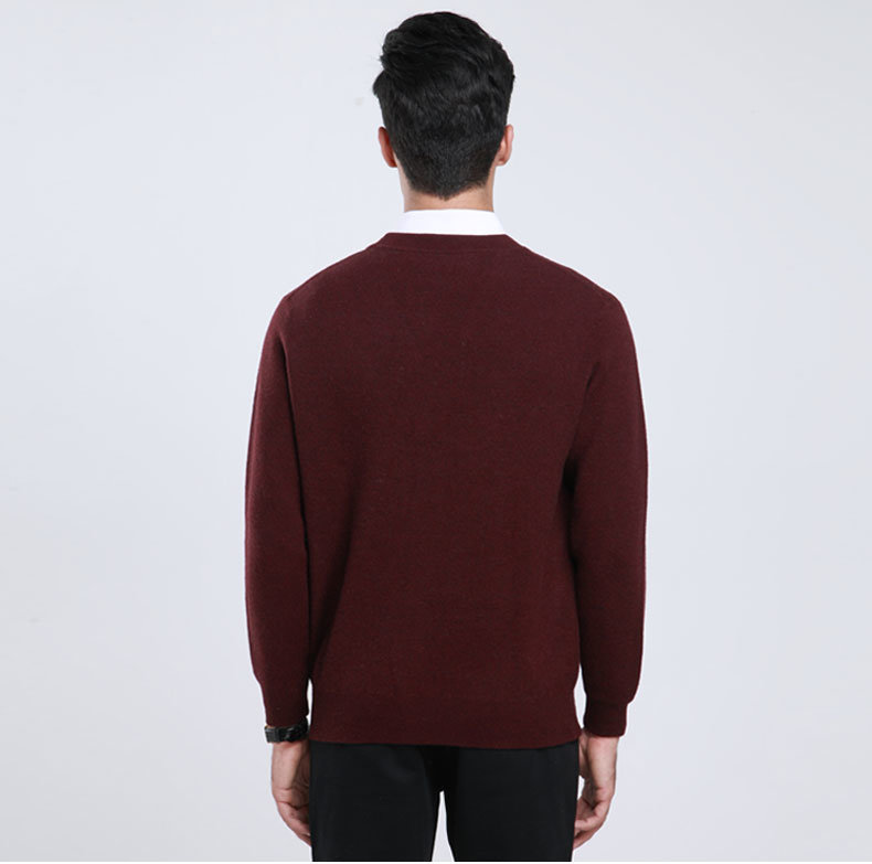 Yak Wool Sweaters / Yak Cashmere Sweaters / Knitted Wool Sweaters