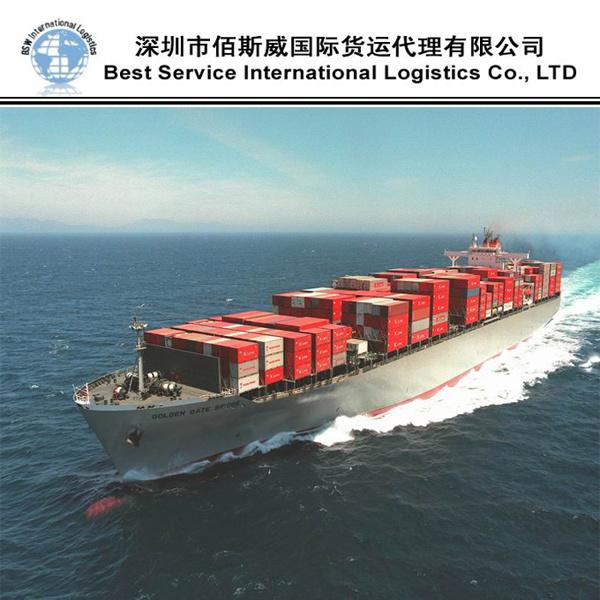 International Shipping, Ocean Transportation as Door to Door Service (20′′40′′)