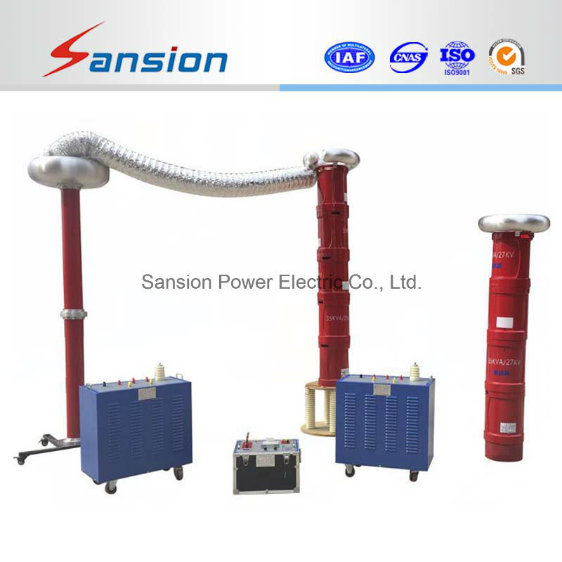 Substation Electrical Apparatus AC Resonant Test Systems Sxbp