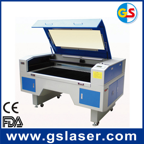 Laser Cutting & Engraving Machine with Best Price CO2 GS1490 2016 China Manufacturer Hot Sale