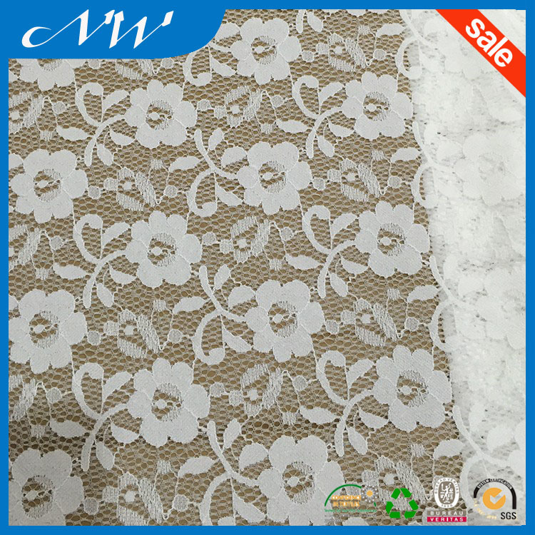 2016 New African Voile Lace Fabric, Velvet Lace Fabric