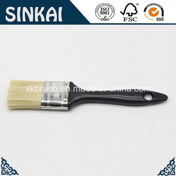Pet Paint Brush with White Level Hollow Filament