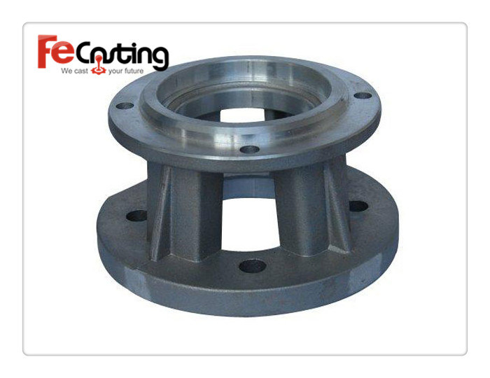 Custom Carbon Steels, Ductile Iron Investment Casting for Marine Parts