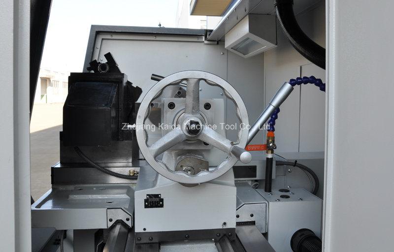 Metal Woring High Precision CNC Lathe Machine Ck6146zx
