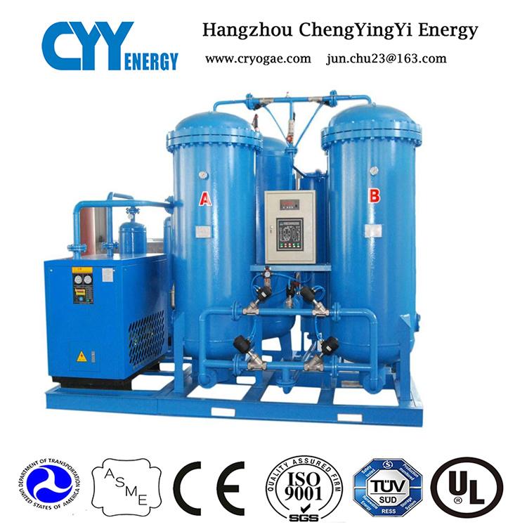Cyy Energy Brand Psa Based Oxygen Nitrogen Generator