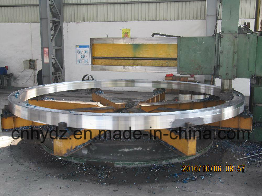 Hot Forged Ring of Material 1.4404 (316L)