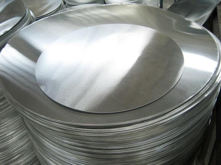 1050 Soft Aluminum Circles for Pot