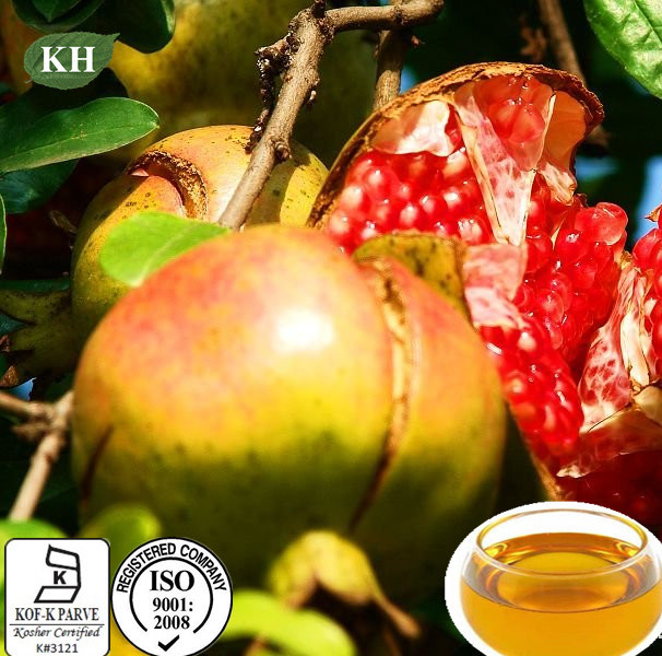 Scfe-CO2 Extracted Pomegranate Seed Oil / Punicic Acid 65% Gc-Ms