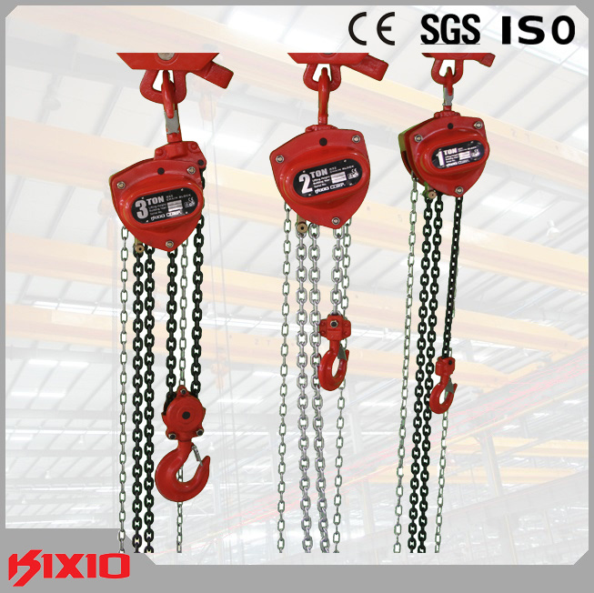 1ton Lifting Tool Vital Hand Chain Hoist Usage: Drywall Panel Hoist