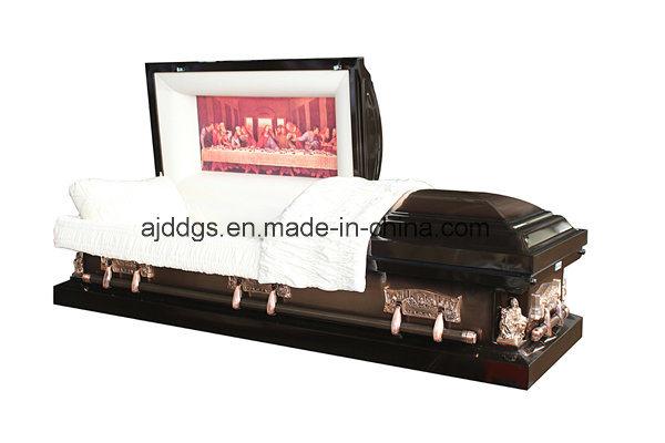 American Style Steel Casket (18115251)