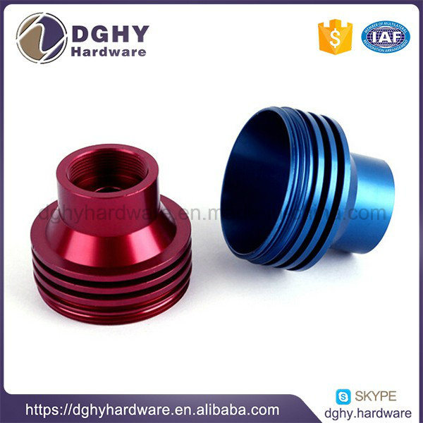 CNC Machined Anodized Milling Aluminum/Stainless Steel Mechanical Spare Parts