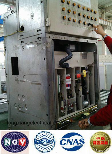 Indoor High Voltage Vacuum Circuit Breaker (ZN63A/VS1-12)