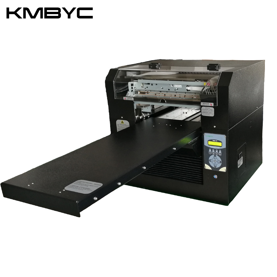 Kmbyc A3 Plus Size 8 Colors Fast Speed Edible Ink Cake Chocolate Candy Cookie Macaroon Food Printer