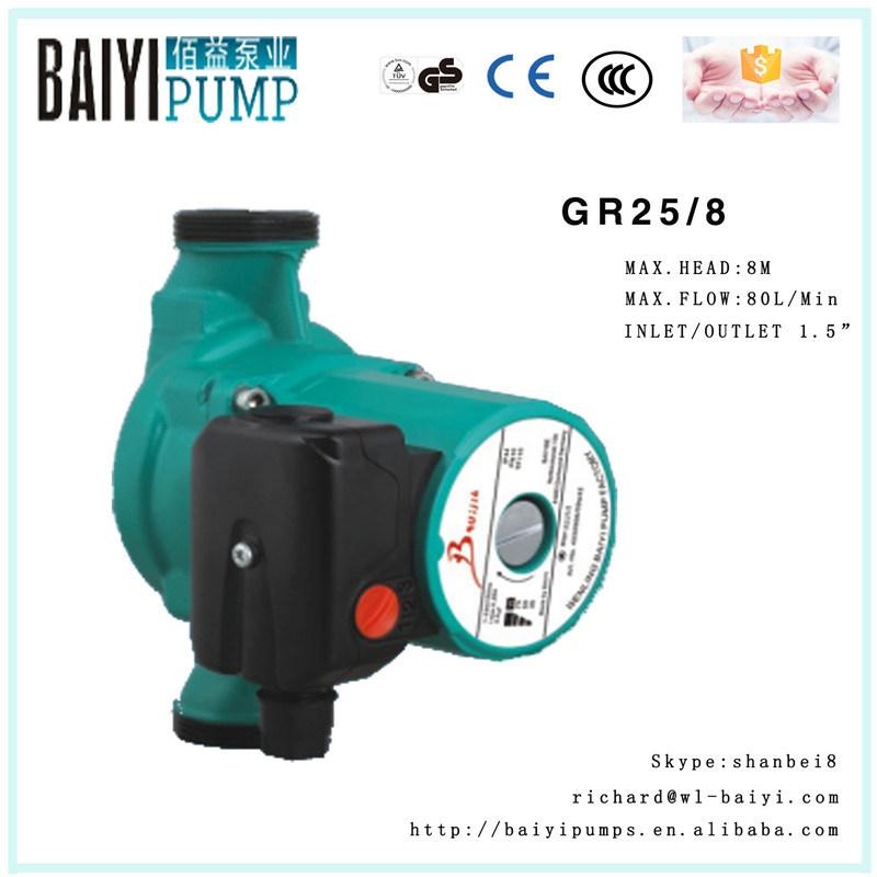 Small Hot Water Circulation Pump