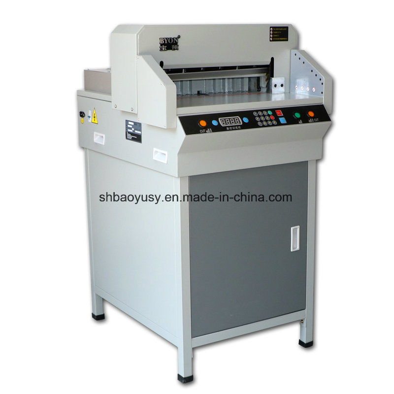 Byon-Paper Cutting Machine 4606K 460mm Paper Cutting Machine