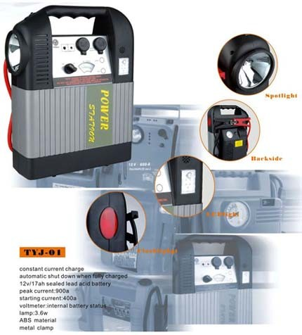 Multifunction Jump Starter for Start The Car