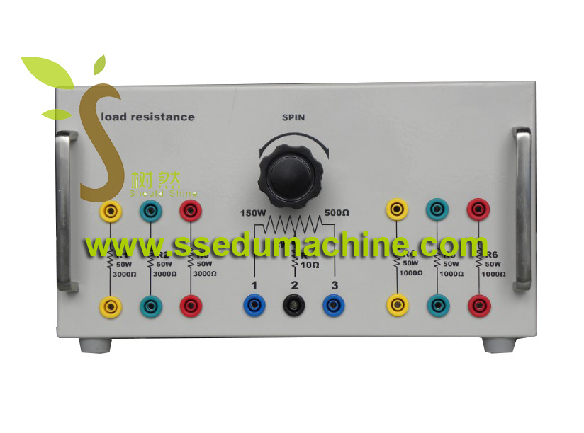 Technical Teaching Equipment Electrical Motor Transformer Educational Equipment