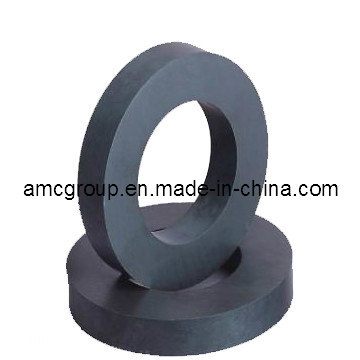 Permanent Speaker Ferrite Magnet Large Ring