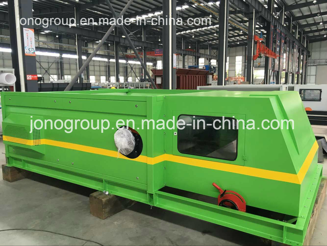 1FAX1003A Compound Eddy Current Non-Ferrous Metal Separator