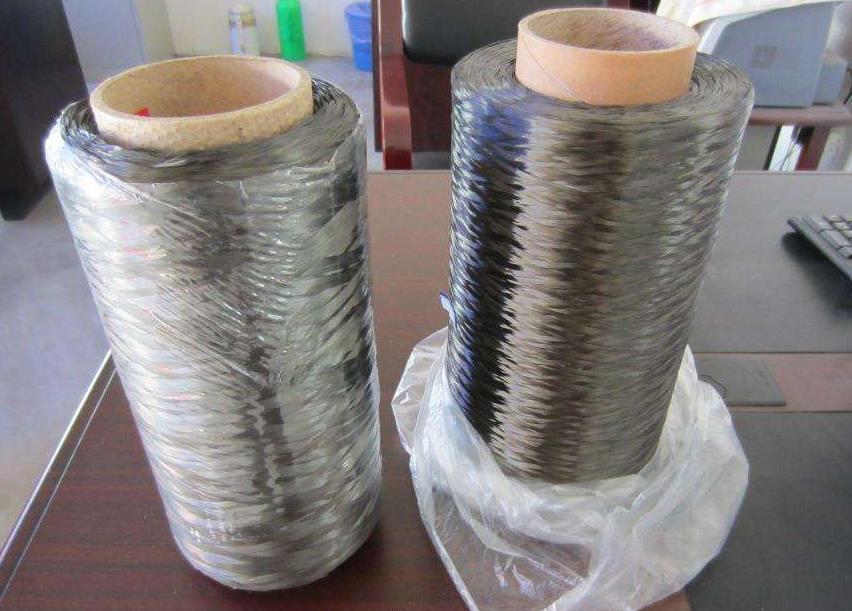 1k 3k 12k 24k High Temperature Carbon Fiber/Carbon Fiber