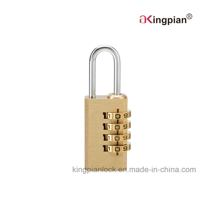 Brass Digital and Combination Lock for Bag and Luggage
