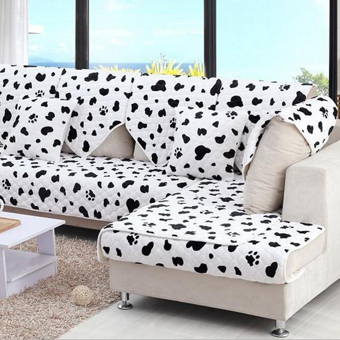 Factory Wholesale High Quality 100% Cotton Floral Printed Sofa Cover Europe  Fashion Sofa Set Cover / Sofa Cushion Covers