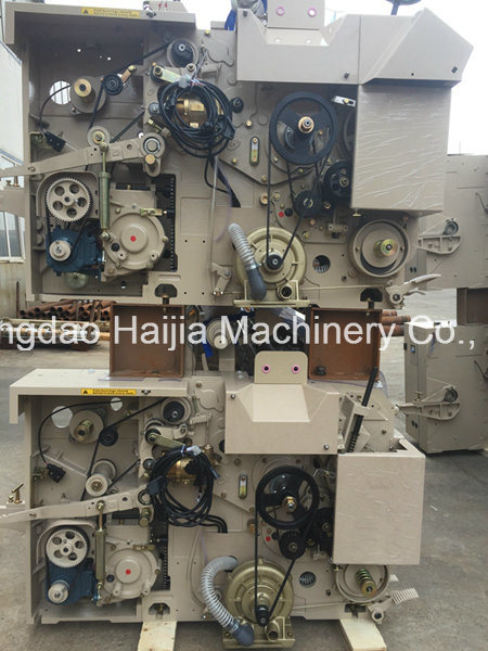 Double Nozzle Plain Shedding Weaving Machine